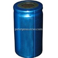 Cylindrical battery cell 3.2V/3Ah
