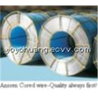 Anssen cored wire
