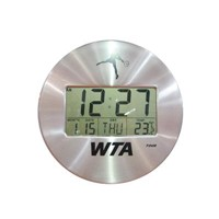 Digital Metal Clock