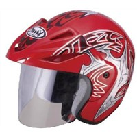 half face helmet(open face helmet)
