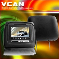 Headrest Pillowbag DVD (HAV-718)