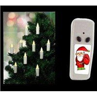 LED remote control candles