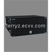 line array speaker