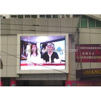 outdoor video LED display