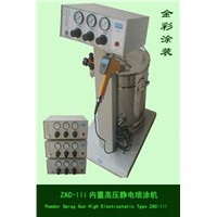 Electrostatic Powder Coating Spray Gun Machine