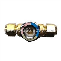 sight glass, moisture sight glass, refrigeration part, HVAC spare part