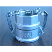 Stainless Steel Camlock Coupling - D