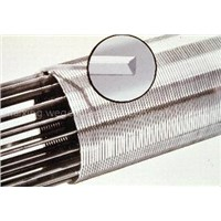 Wedge Wire Cylinder Screen / Sieve Tube