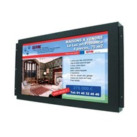 "22"" Sunlight Readable Digital Signage Solution"