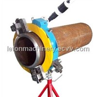 Portable Pipe Cutting and Beveling Machine