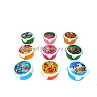 3D Plastic Food Box