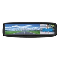 "3.5"" (4:3) Car Rearview Mirror Monitor"