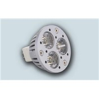 3x1w Mr16 High Power LED Spot Light