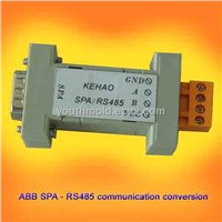 ABB SPA - RS485 communication connector Converter