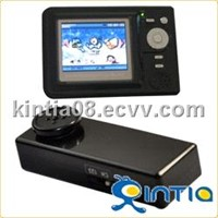 Button Camera DVR