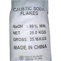 Caustic Soda Flakes: 96% 98% 99%