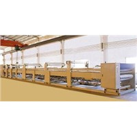 Double Baker (Corrugated Paper Board Cardboard Carton Production Line)