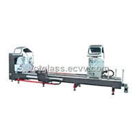CNC Double Mitre Saw for Aluminum Meterial