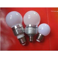 E17 LED light bulb