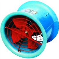 Explosion Proof Corrosion Proof Axial Flow Fan