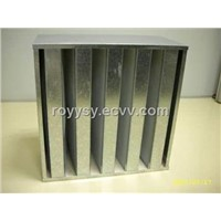 FV-Bank Filter ,high efficiency filter