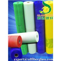 Fire Retardent Alkali-proof Fiberglass Mesh