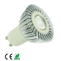 Power LED Lamp (GU10-CL(1X3W))