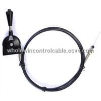 Heavy Truck Control Lever with 1m Control Cable