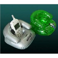 Inflatable Cellphone Holder