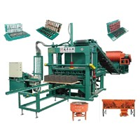 JF-ZY1500C Multifunctional Jolt-Squeeze Type Wall & Floor Brick Forming Machine