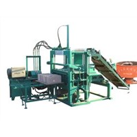 Wall&floor Brick Forming Machine(Jf-Zy4-24)