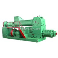 JK Series Double-stage Vacuum Extruder (Brick Machine)