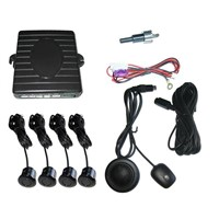 LED Display Parking Sensor + Buzzer Parking Sensor System