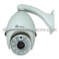 Laser-IR High Speed Dome Camera
