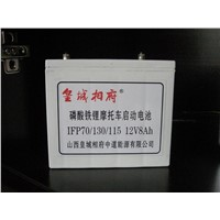 LiPeFO4 Battery for Motorcycle