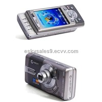 Dual Sim TV B8000 Zoom Camera