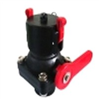 PPH Flexitank Ball Valve