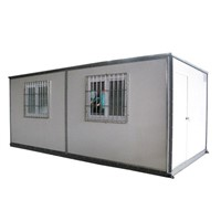 Prefabricated Foldable Container House