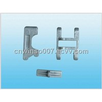 Pressure casting products