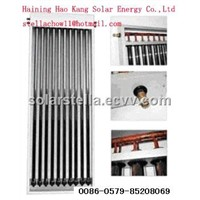 Pressurized Solar-Collector