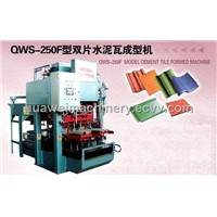 Cement Tile Forming Machine (QWS-120)