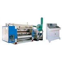 Single Facer (Corrugated Paper Board Cardboard Carton Production Line)