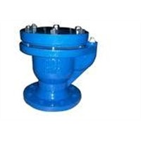 Single Small Orifice Air Valve