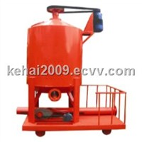 Slurry casting machine