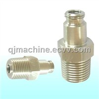 CNC Machining Part--Stainless Steel Nozzle