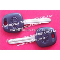 Toyota Master Key with 4C Chip