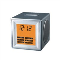 Touch-screen Stereo Digital Radio Clocks (LUXD15)