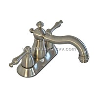 Two Handle Centerset Lavatory Faucet (WE3006)