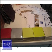 UV Coated MDF