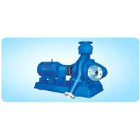Water-Spraying Centrifugal Vacuum Pump